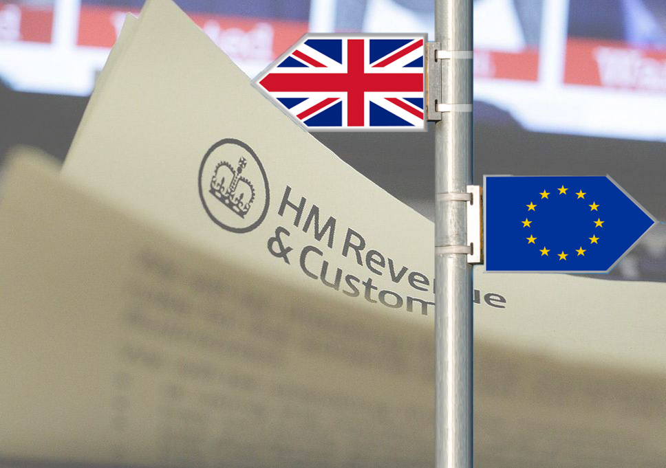 HMRC writes to prepare businesses for a no-deal Brexit