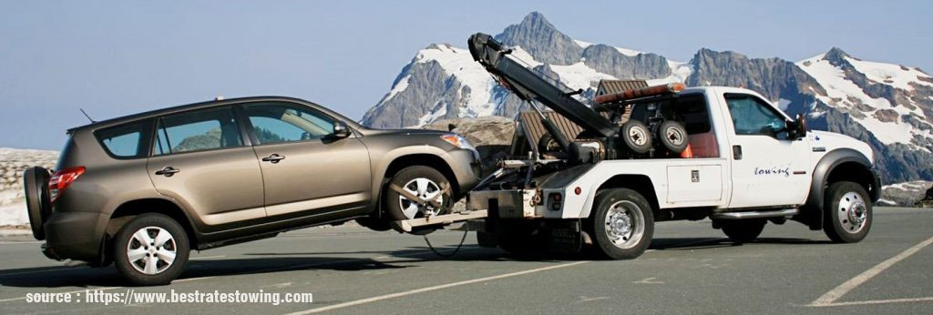 Choosing a Towing Service When You Need Help