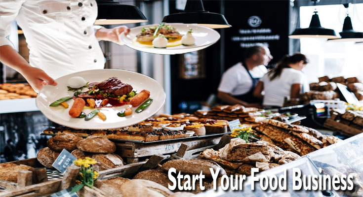 Straightforward Approach to getting started Your Food Business